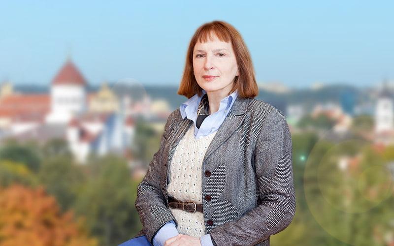 Jūratė Jurevičienė, paveldosauga