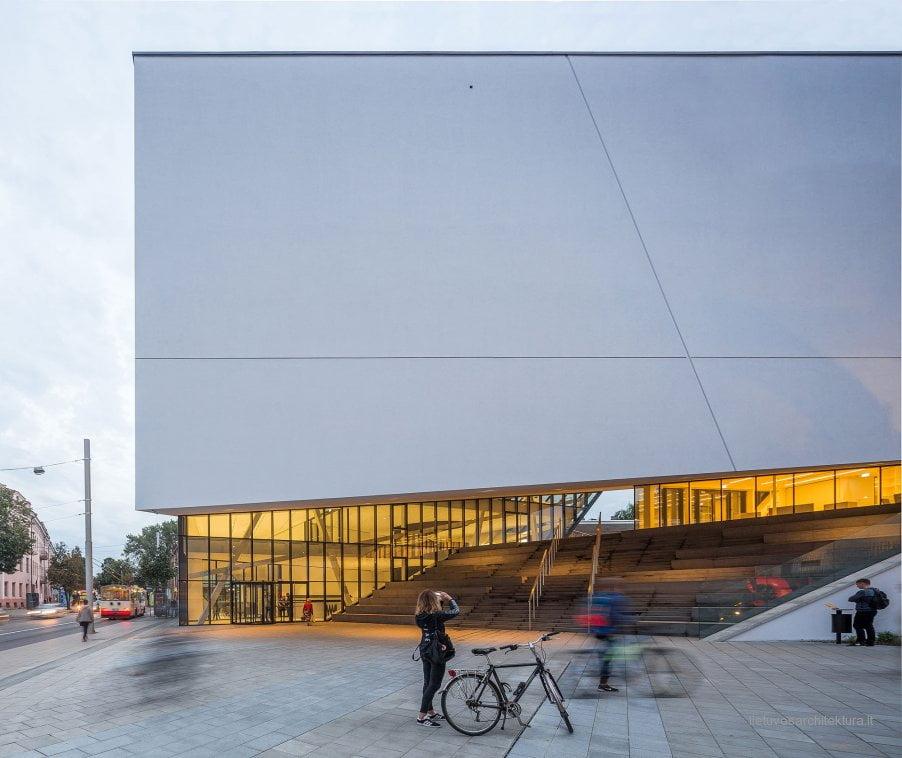 "Mo muziejus (""Studio Libeskind"" / ""Do Architects""). Norbert Tukaj nuotr."