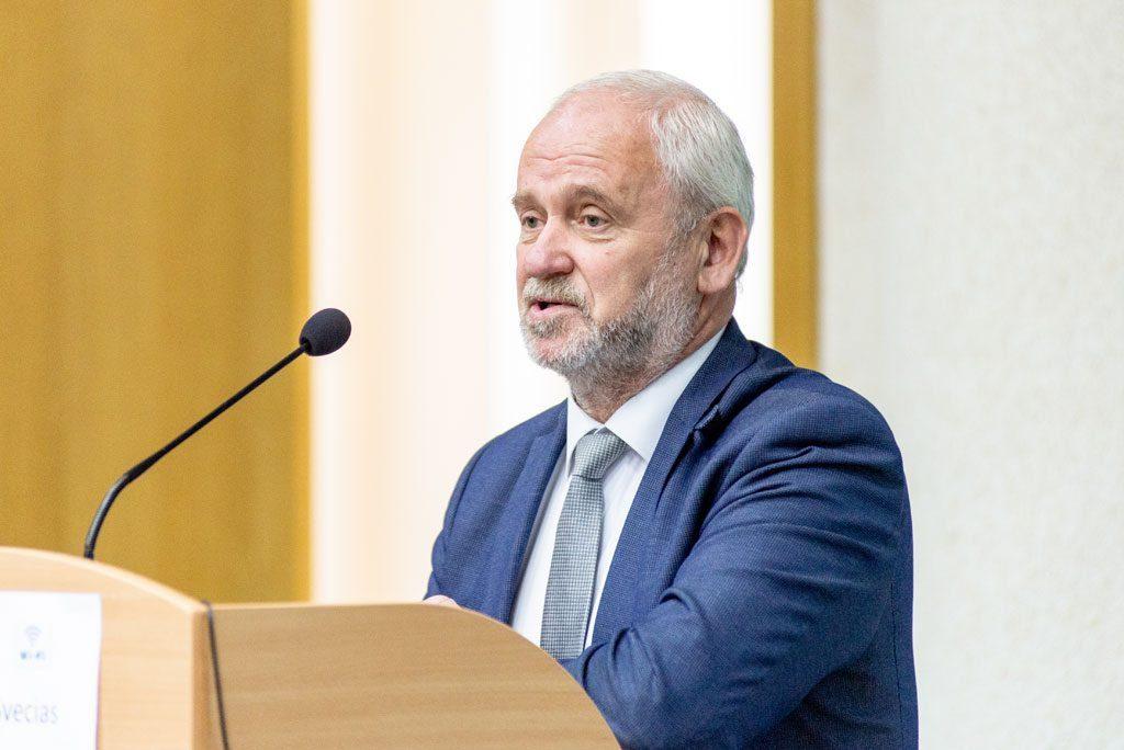 Energetikos viceministras Vidmantas Macevičius.