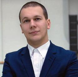 """Marius BLIUJUS, bendrovės """"Kubinis metras"""" partneris-įkūrėjas, architektas"""
