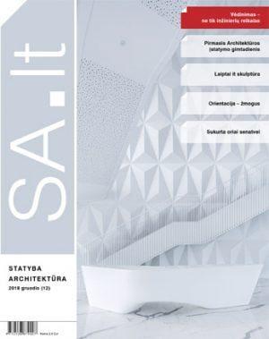 """""""SA.lt"""" (Statyba. Architektūra)"""