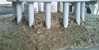 savaime tankėjantis betonas