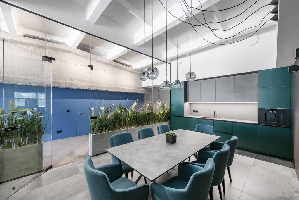biurų virtuvės