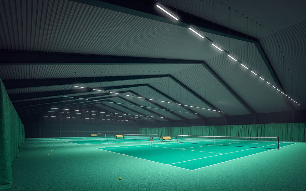 teniso arena