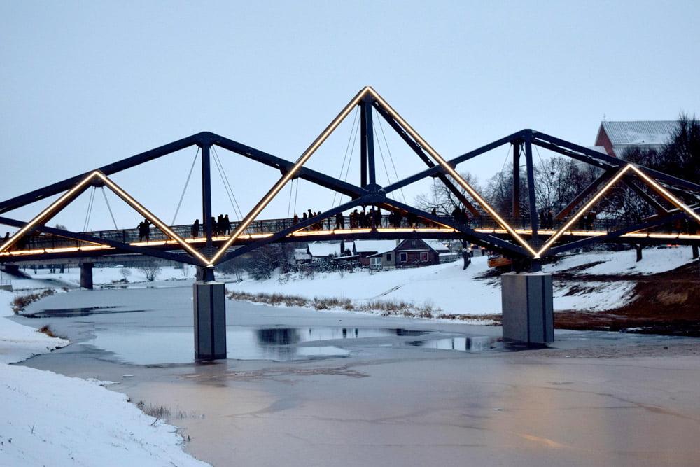 Kėdainių pėsčiųjų tiltas