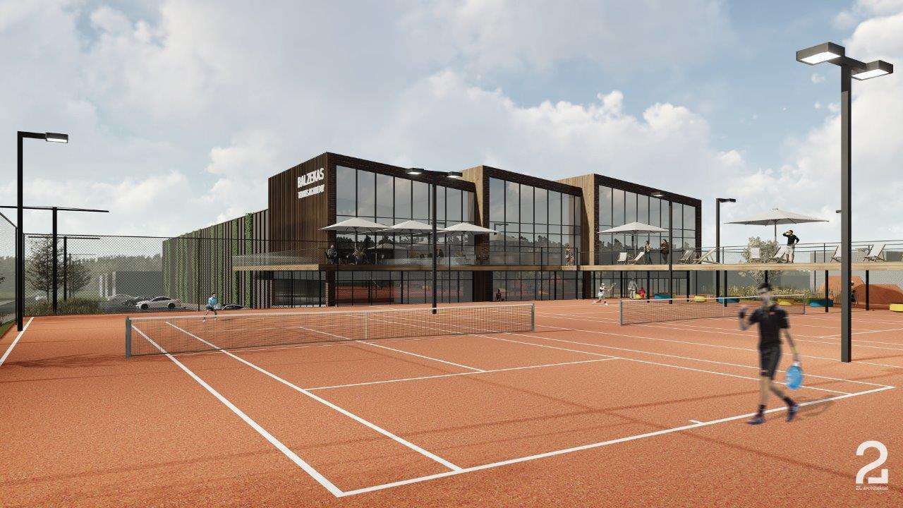 """Balzekas Tennis Academy"""