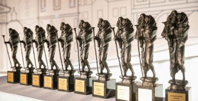 Šv. Kristoforo apdovanojimai