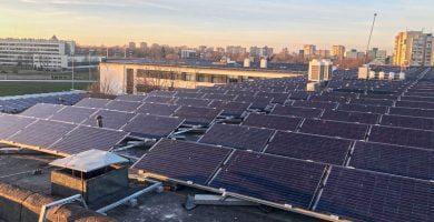 atsinaujinančių energijos šaltinių sistema, Pastatų energetinis efektyvumas