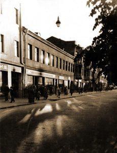 Nuotrauka iš KTU Architektūros istorijos ir paveldo tyrimų centro archyvo.