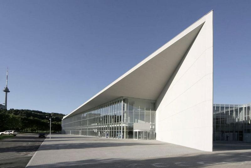 """""""Litexpo"""" pastato autoriai architektai R. Palekas, J. Garšvaitė, A. Palekienė, B. Puzonas. Raimondo Urbakavičiaus nuotr."""
