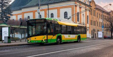 viešojo transporto