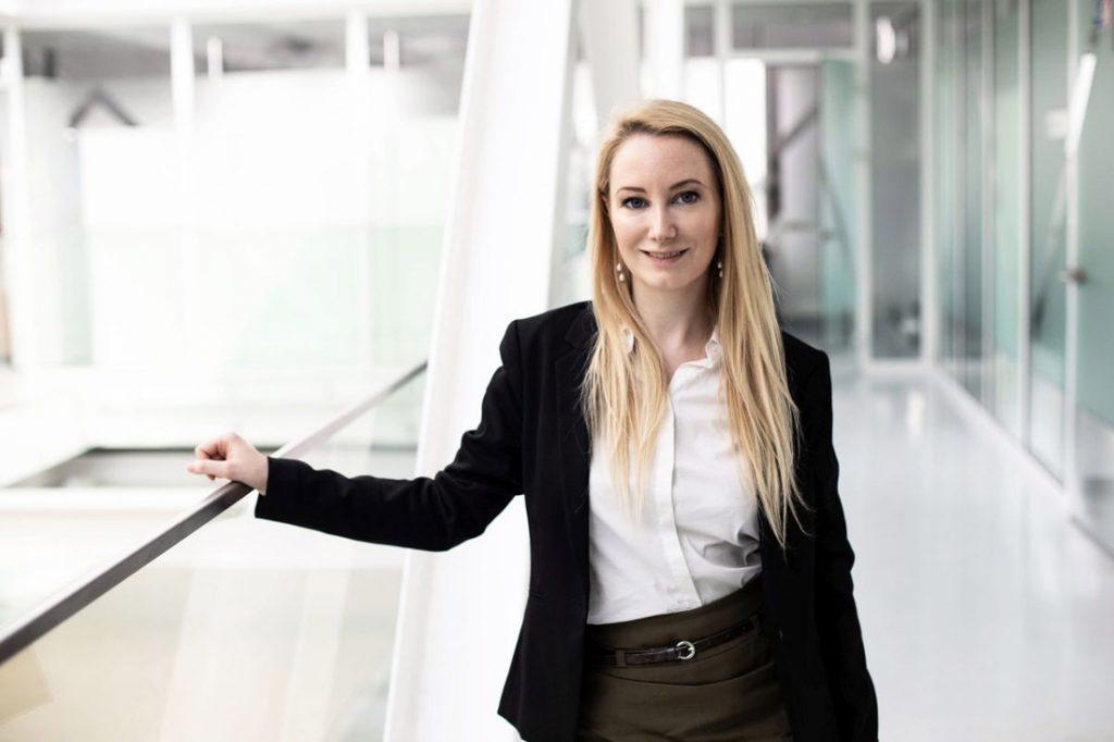 Kauno technologijos universiteto (KTU) Statybos ir architektūros fakulteto (SAF) mokslininkė Irina Matijošaitienė. KTU nuotr.