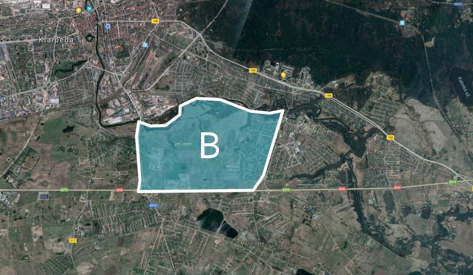urbanistinės teritorijos vystymo koncepcijos