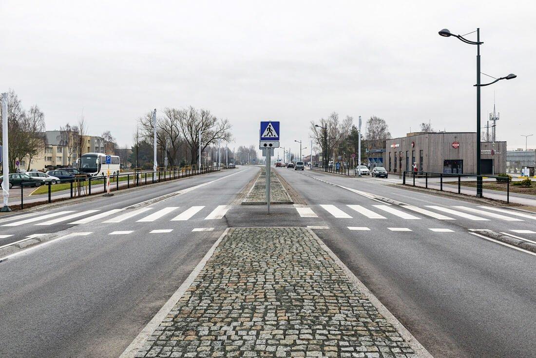 kretingos gatves rekonstrukcija 3