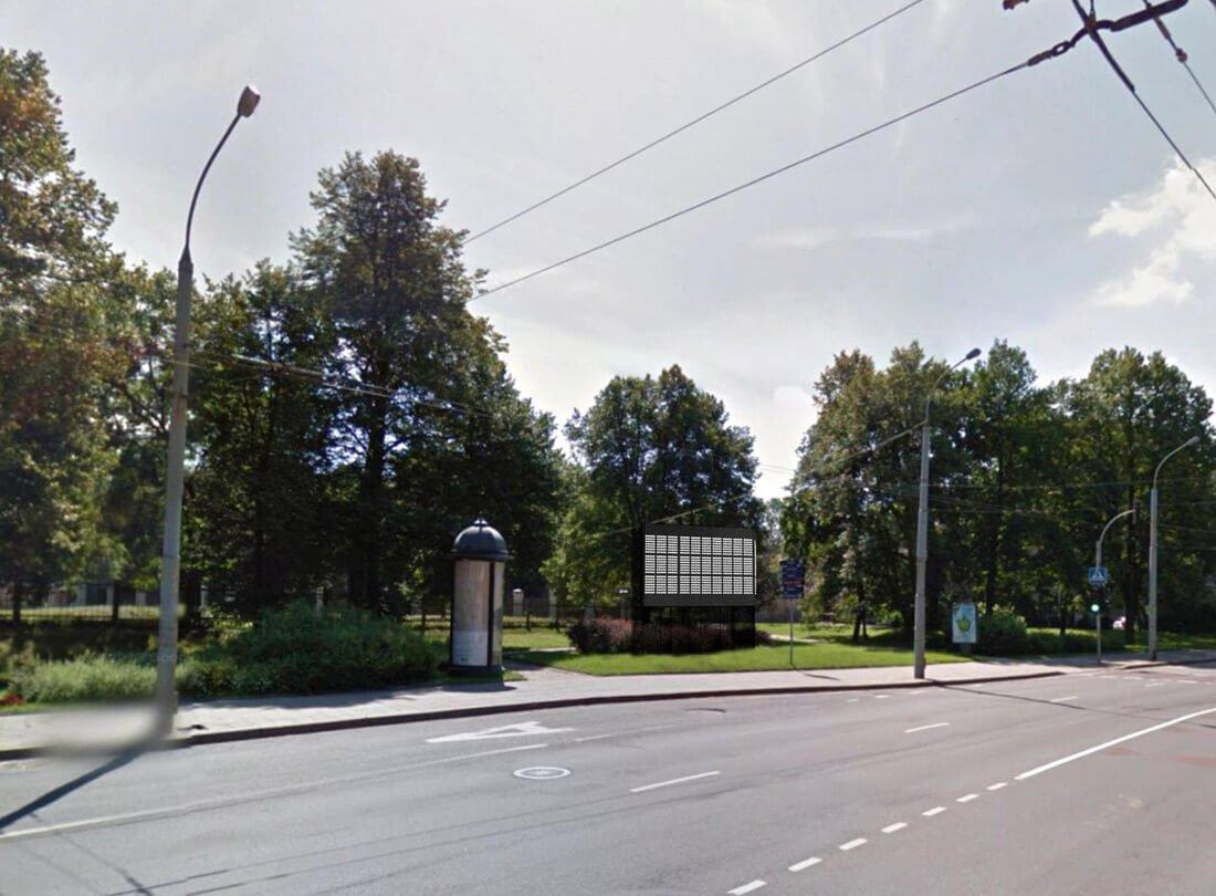 """""""Žalgirio stadiono švieslentės atgimimas mieste"""" (VšĮ Vilniaus technologijų ir meno centras)."""