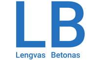 lengvas betonas logo