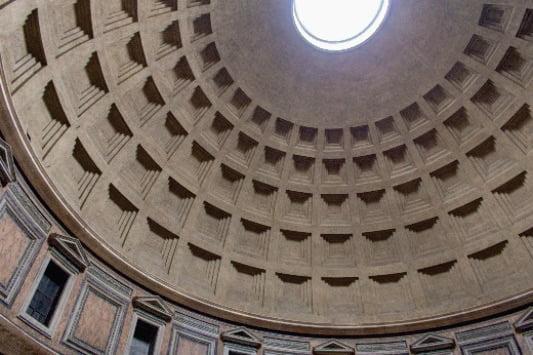 Panteonas Romoje (1b pav.)
