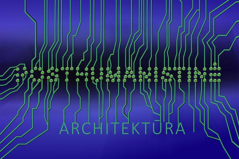 """""""Posthumanistinė architektūra"""""""