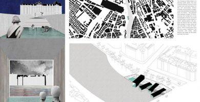architektūros studentų konkursas
