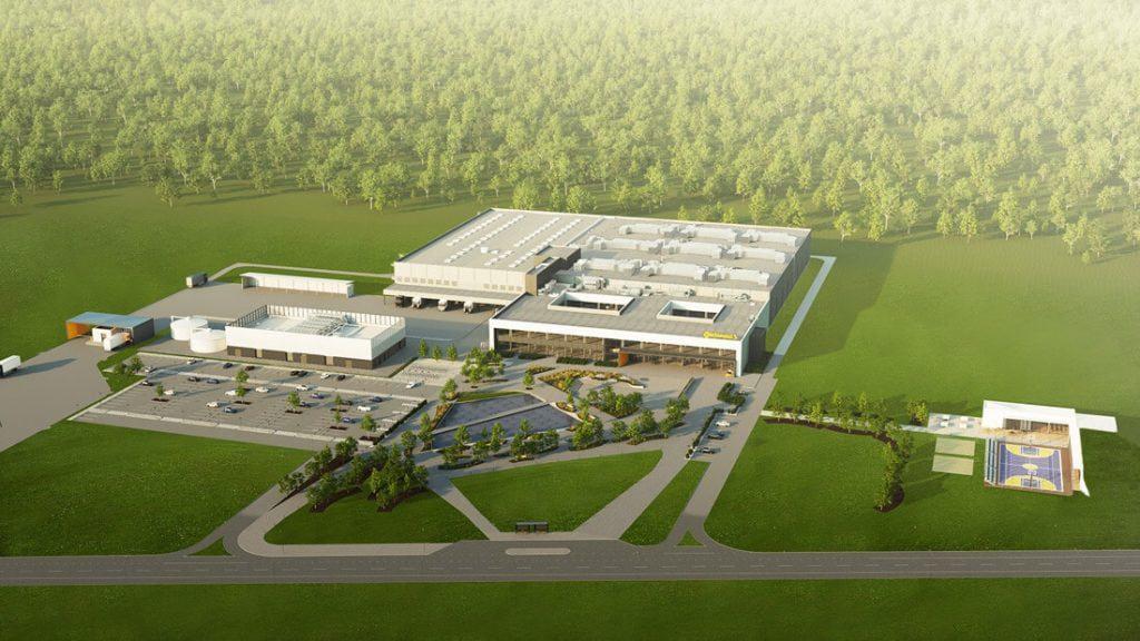 """""""Continental"""" gamyklos projekte """"Baltic Engineers"""" specialistai pasitelkė ne tik papildytosios realybės technologiją, bet ir pastato skaitmeninį dvynį."""