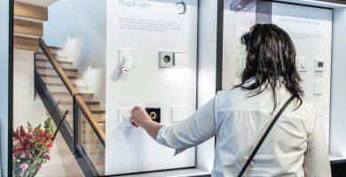 Parodoje RESTA pristatytos naujovės – dominavo prie žmogaus prisitaikančios detalės