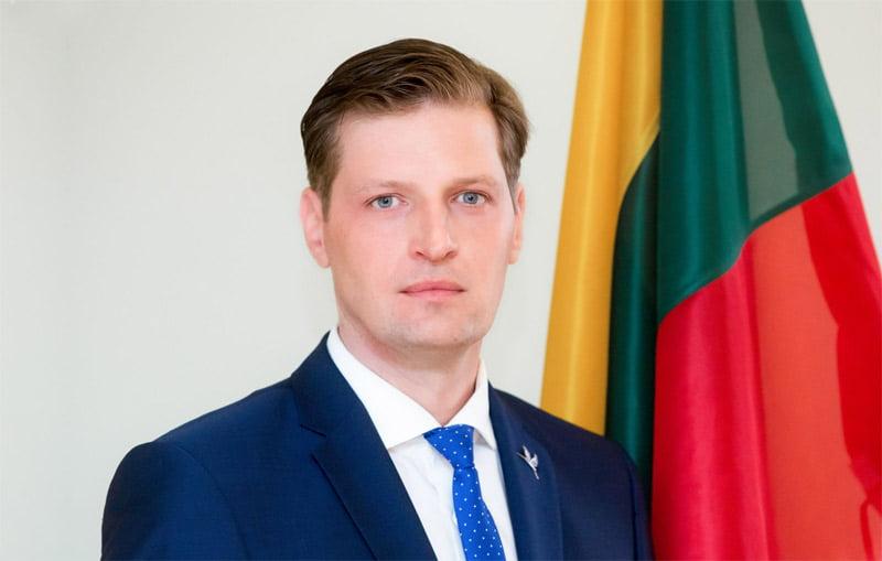 Kęstutis Mažeika, aplinkos ministras