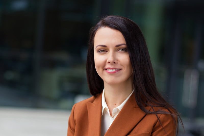 Olga Dainytė, nekilnojamojo turto rinkoje