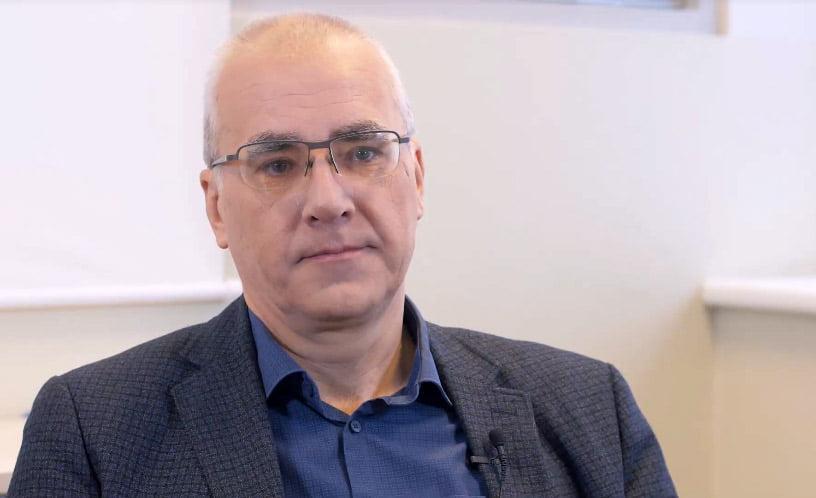 Tauras Paulauskas, architektas, Lietuvos architektų rūmų Profesinės etikos tarybos pirmininkas.