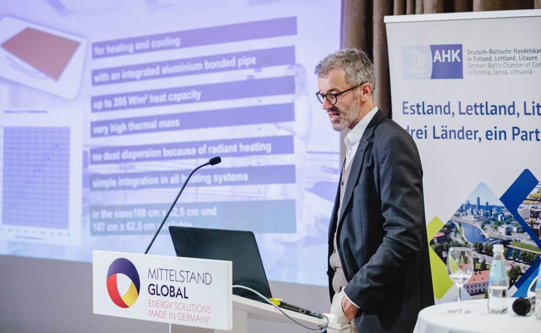 """""""Atsinaujinanti energetika pramonėje: problemos, sprendimai ir galimybės"""""""