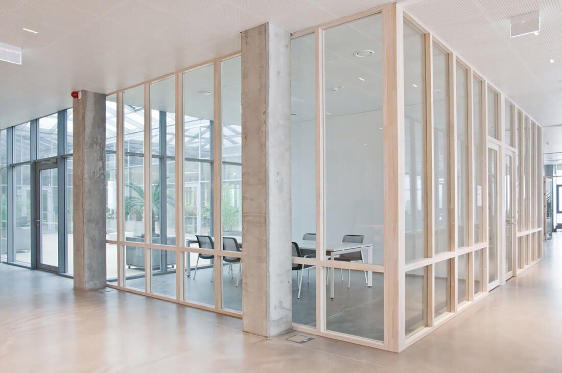 "biuro interjere, ""A2SM"" architektai"