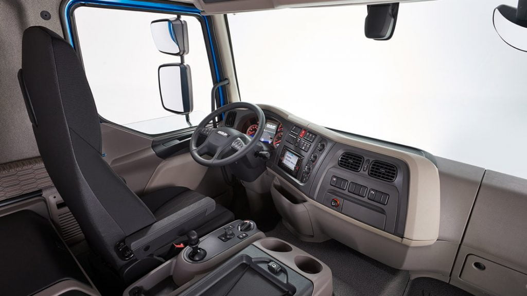 """DAF Trucks"" nuotr."
