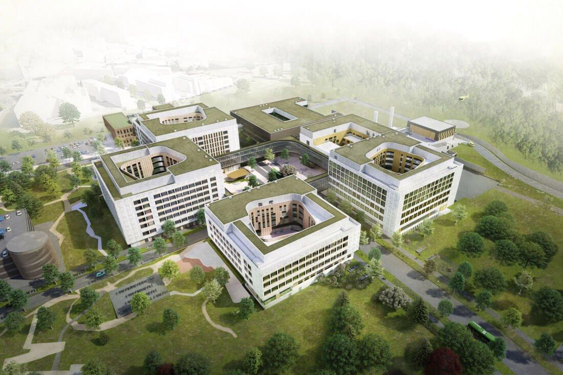 """""""Nordic Office Of Architecture"""" vizual."""