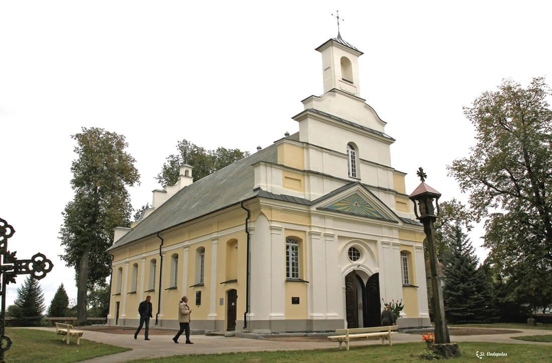 Daujėnų bažnyčia