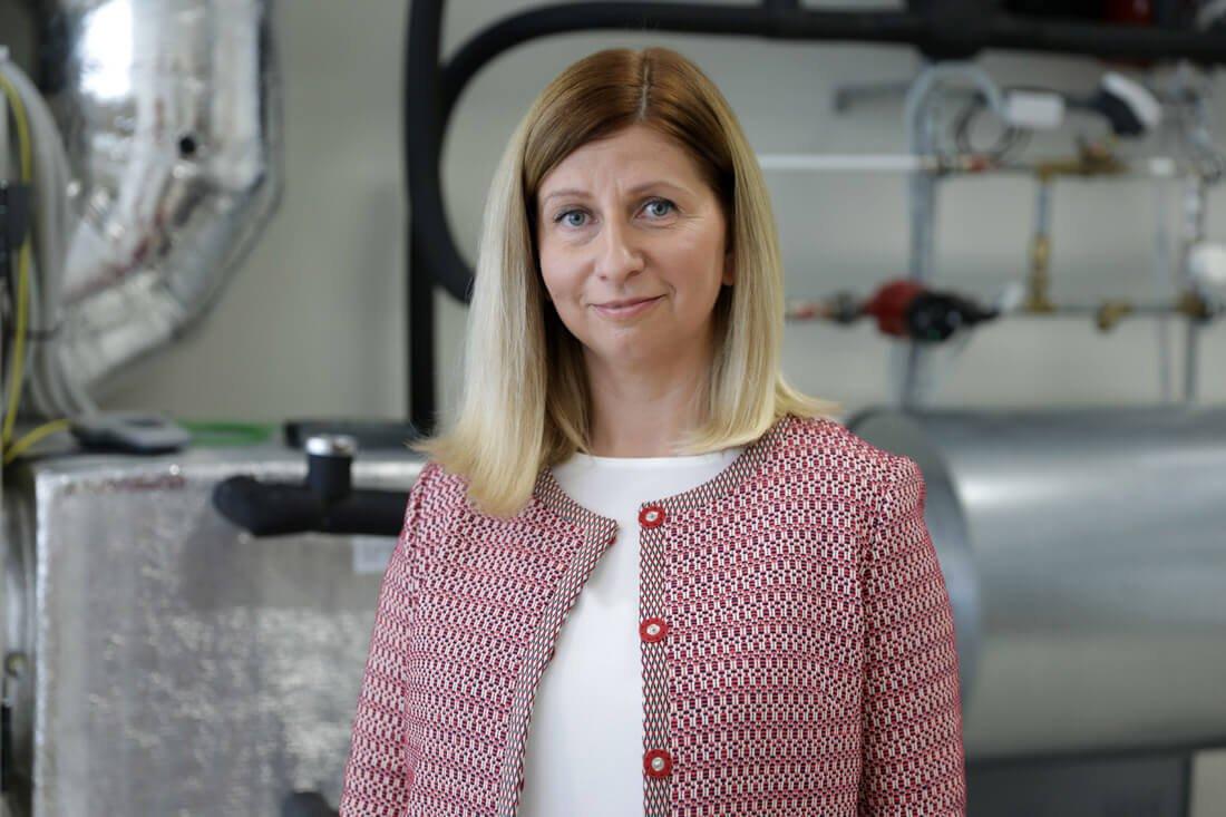 KTU Statybos ir architektūros fakulteto mokslininkė dr. Lina Šeduikytė. KTU nuotr.
