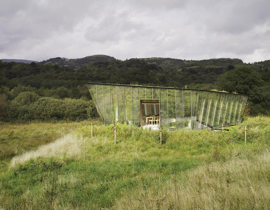 """Mimetic House"", architektas Dominic Stevens."
