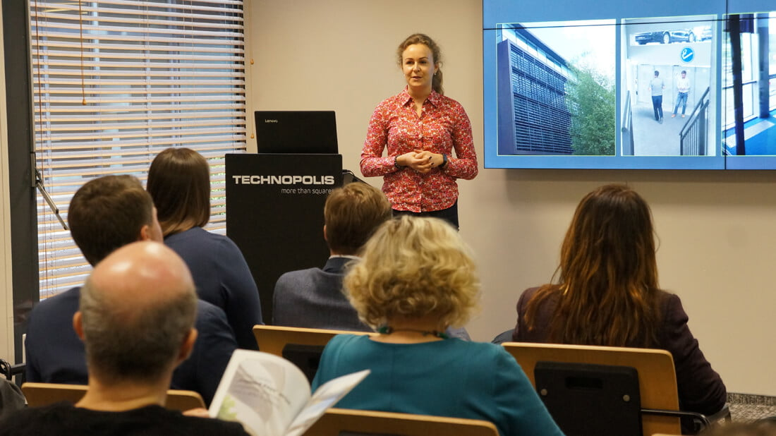 """UAB """"Pastatų sertifikatai"""" direktorė, pastatų tvarumo vertintoja Rasita Masalskytė."""