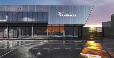 VIP terminalas