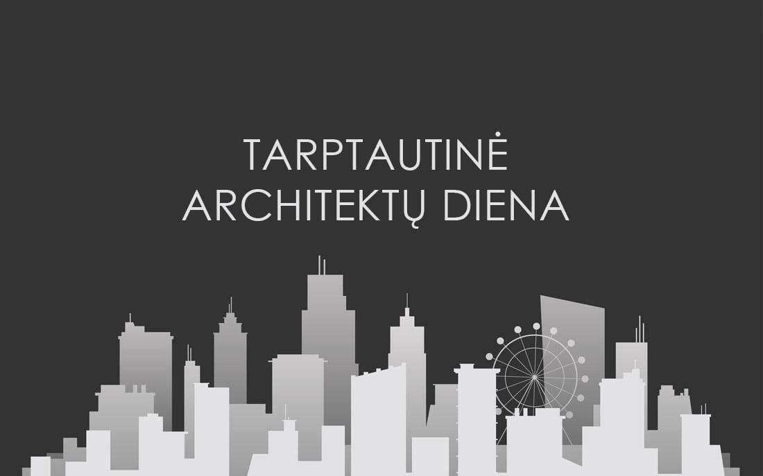 Tarptautinė architektų diena