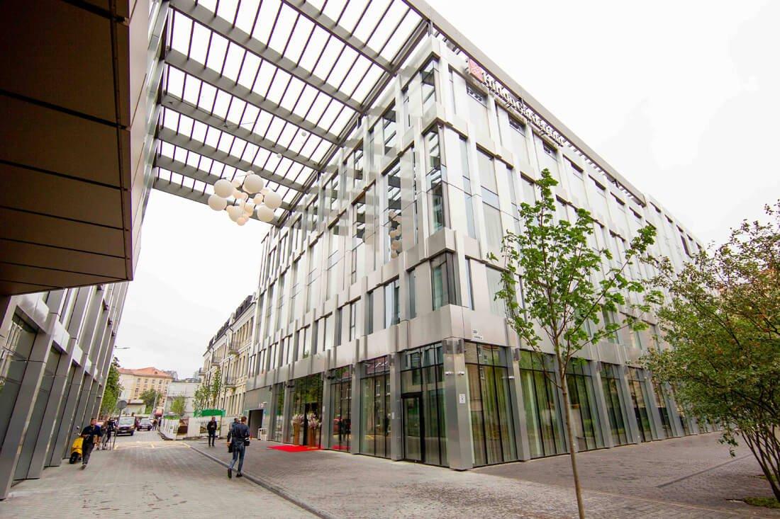 """""""Hilton Garden Inn Vilnius City Centre"""""""