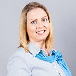 Turto banko generalinio direktoriaus pavaduotoja veiklai Inga Černiuk.