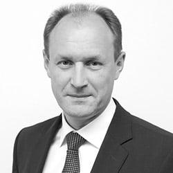 "Kęstutis VANAGAS, bendrovės ""YIT Lietuva"" vadovas."