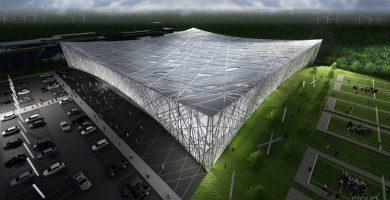 Klaipėdos sporto ir laisvalaikio komplekso statybos