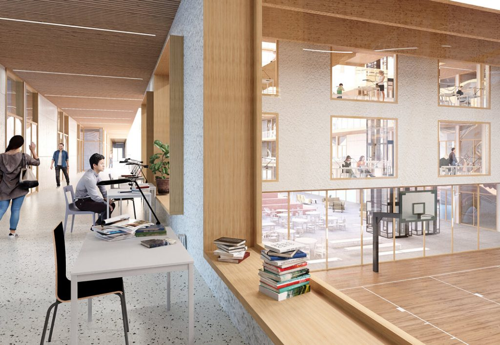"""DO architects"" vizual."