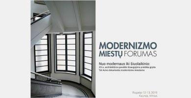 Modernizmo miestų forumas