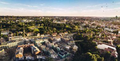 Miestų plėtra, Vilnius