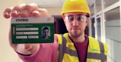 statybininkų kortelės, STATREG