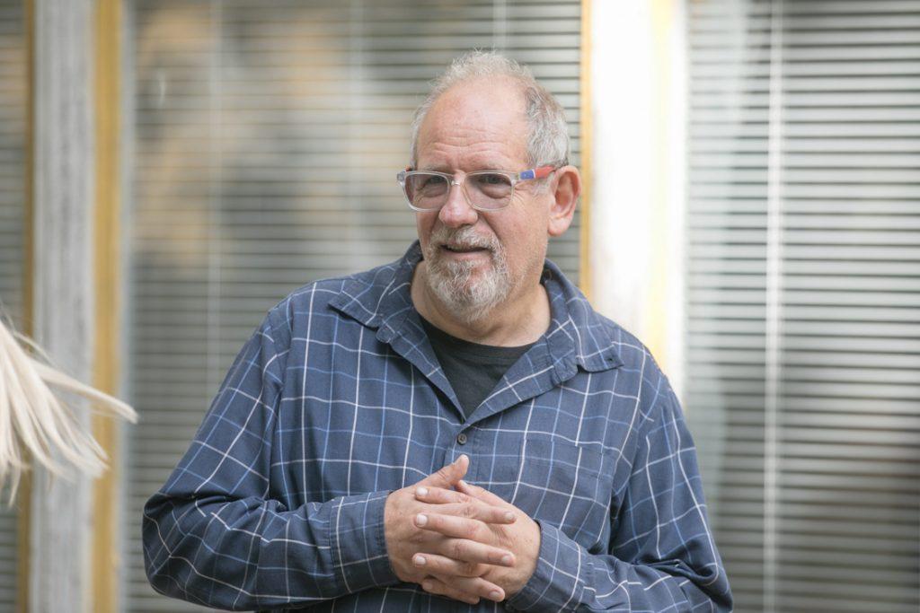 Dr. Jon Seligman. Sauliaus Žiūros nuotr.