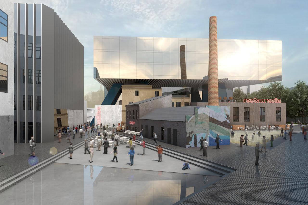 """Spartos"""" fabriko vystymo konkurse pateiktos 7 architektūrinės idėjos1"""