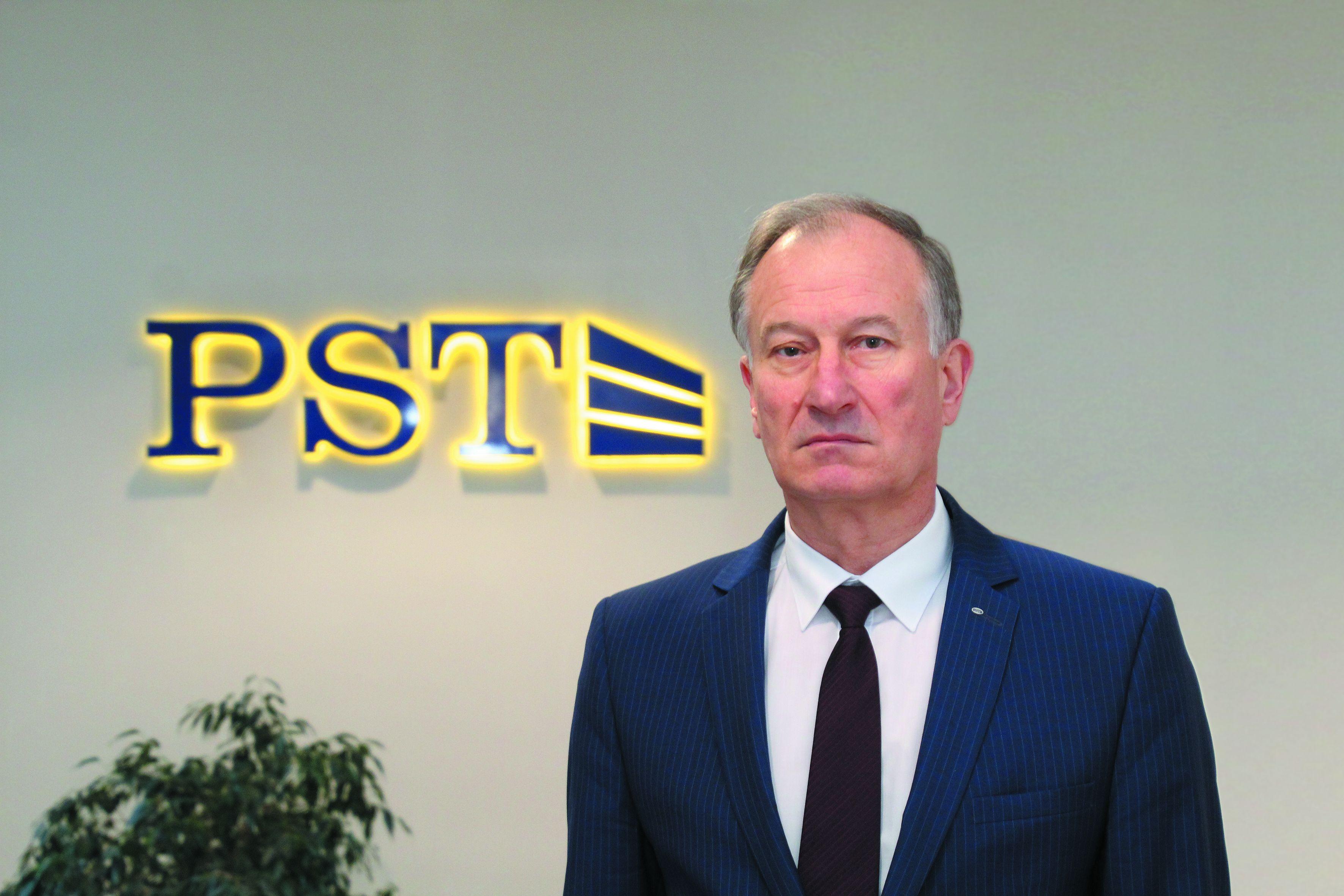 PST vadovas