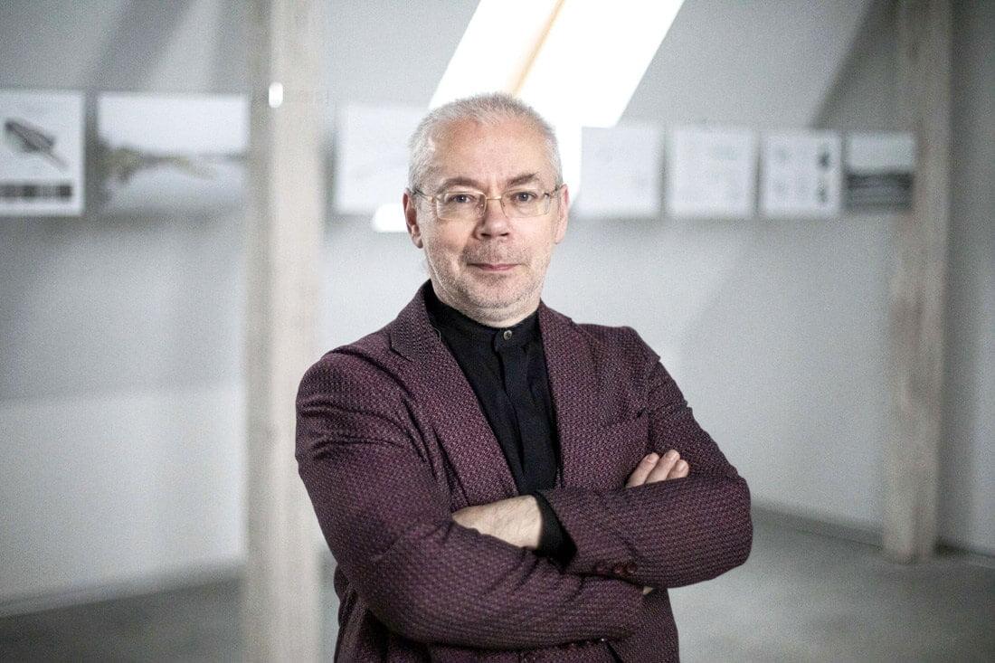 Prof. Kęstutis Zaleckis. KTU nuotr.